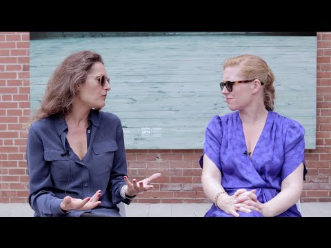 Interview with Ulla von Brandenburg and Alexandra Baudelot