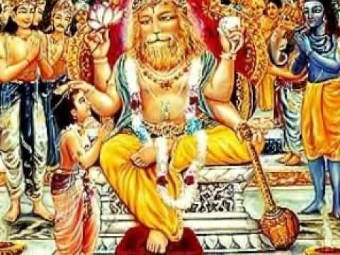 Temple Song - Namaste Narasimhaya