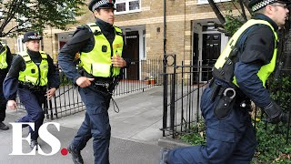 UK lockdown: Police arrest more than 650 suspects staying at home during week long crackdown