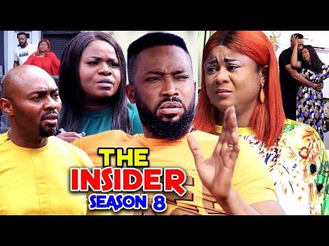 Download THE INSIDER SEASON 8 (Trending  New Movie Full HD) Fredrick Leonard  2021 Latest Nigerian New  Movie