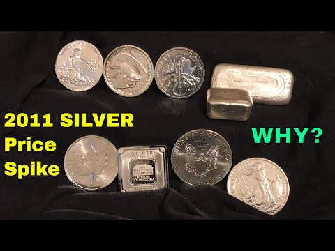 What Caused Silver Prices To Soar In 2011? Why Did They Fall After?