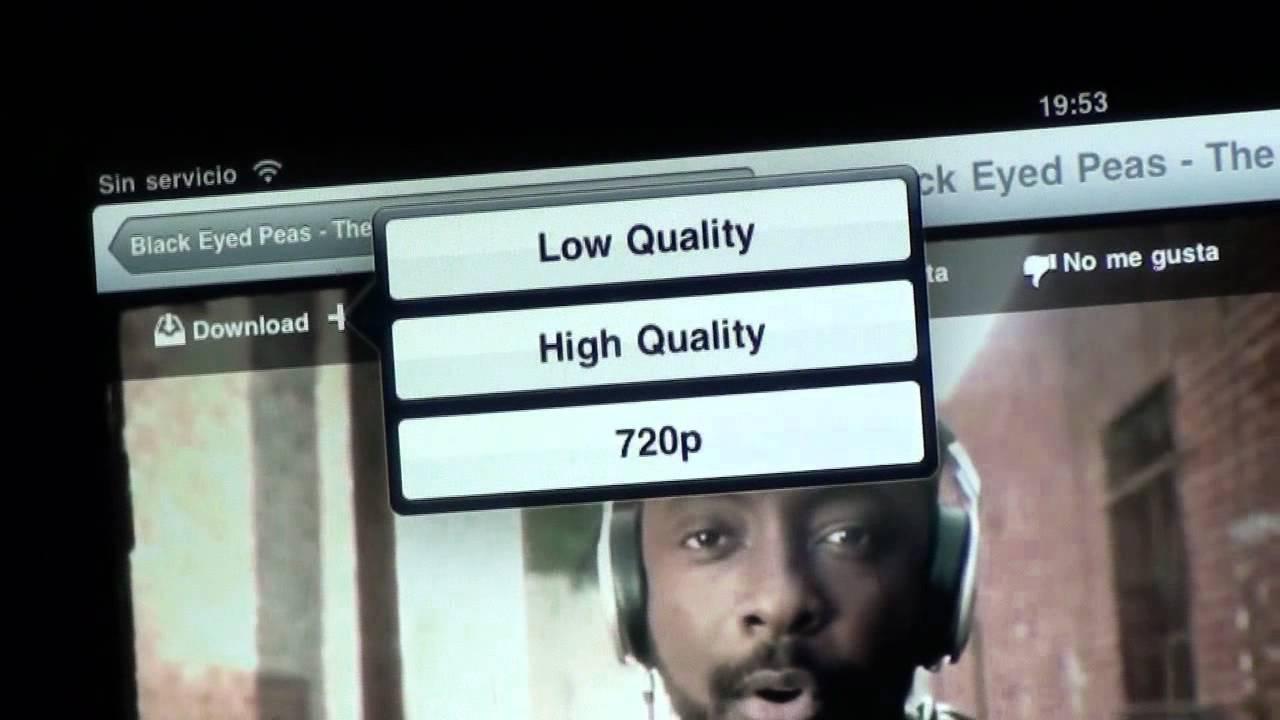 Cómo descargar vídeos de YouTube a iPod Touch /