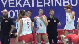 The Yeltsin Cup. Kazakhstan - Turkey, 30/06/2017. Part 1. Кубок Ельцина. Казахстан-Турция. Часть 1.