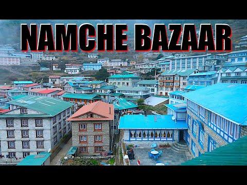 SOLO TREKKING EVEREST B.C. | Namche To Shomare |