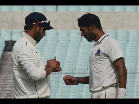 Ranji Trophy : Ashok Dinda not happy with CAB,after Tamil Nadu match