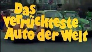Das verrückteste Auto der Welt Trailer Deutsch