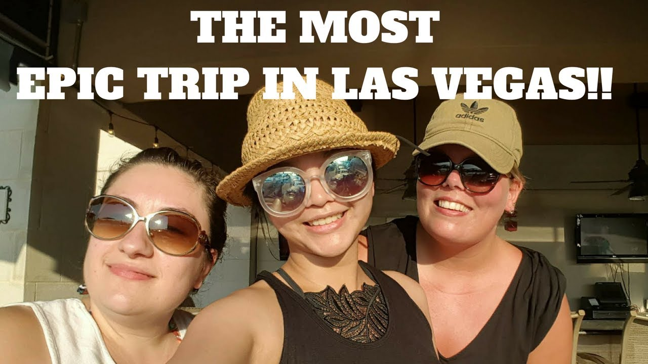 WHAT HAPPENED TO LAS VEGAS | VLOG 21 - YouTube