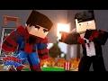 Minecraft: MENINO ARANHA - MEU AMIGO DESCOBRIU MEU SEGREDO! #18