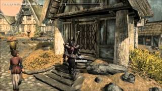 Cheating Skyrim Wife