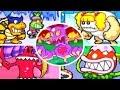 Mario & Luigi: Superstar Saga - All Bosses (No Damage)