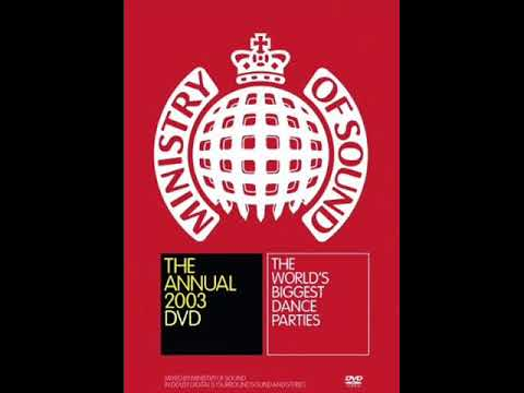 Ministry of Sound: The Annual 2003 DVD (Main Menu)