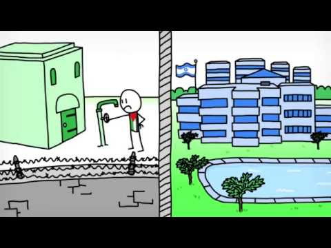 Israel & Palestine; An Animated Introduction By The Jewish Voice For Peace