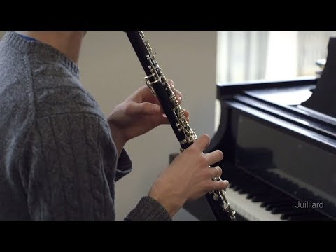 Ryan Roberts, Oboe | What Scholarship Means to Juilliard Students