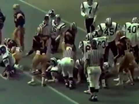 1979 Iowa Class 3A Championship Game (1st Half)