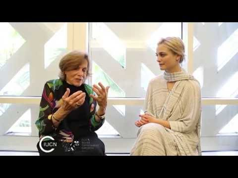 Alison Sudol's Conservation Diaries – Dr Sylvia Earle