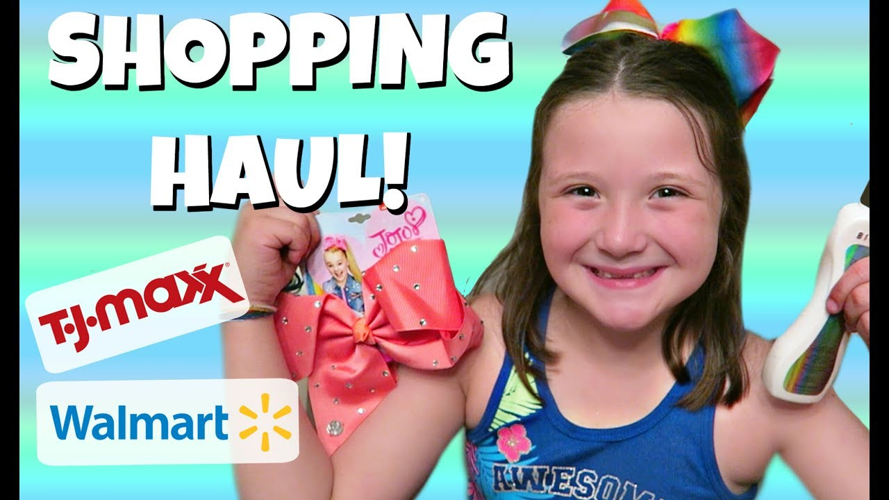 Toys From Tj Maxx : Tj maxx and walmart mini fashion beauty haul with jojo