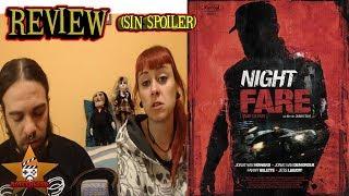Hoy Recomendamos... NIGHT FARE | EL TAXÍMETRO SIEMPRE ESTA EN MARCHA | Thriller/Acción