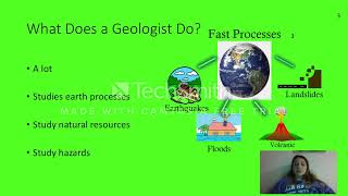 What Does A Geologist Do?