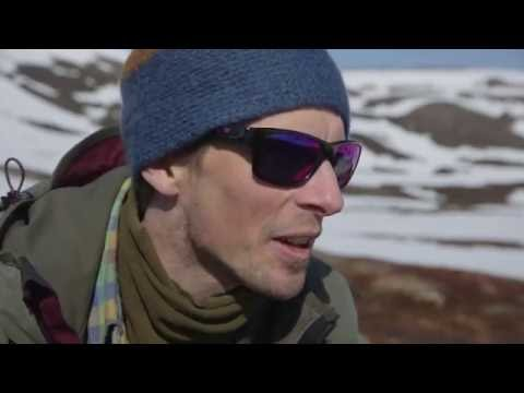 Winter Expedition in the Arctic Wilderness