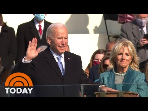 China And US Allies React To Biden Inauguration | TODAY