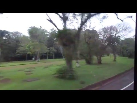 Iguazu River and