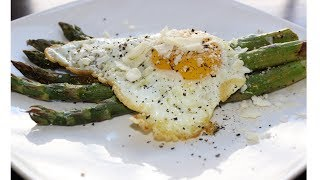 How To Make Asparagus Milanese   Brunch Foods