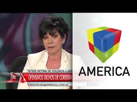 Mónica Gutiérrez y su editorial tras las declaraciones de Gustavo Cordera