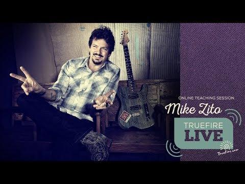 TrueFire Live: Mike Zito