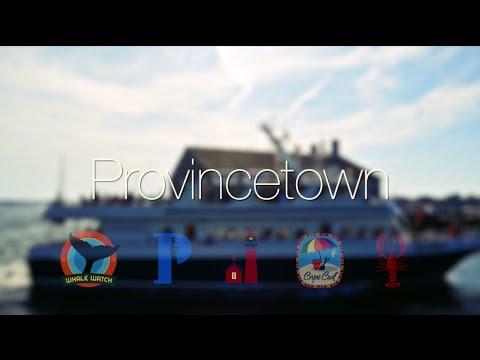 "Visit Provincetown, Cape Cod ""Dolphin Fleet"" Whale Watch 2015"