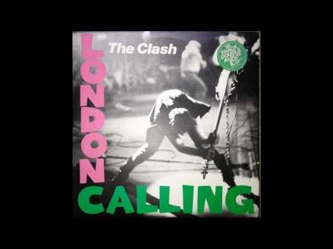 The Clash - London Calling (LP vs. CD)
