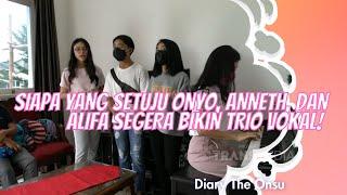 Siapa Yang Setuju Onyo Anneth Dan Alifa Segera Bikin Trio Vokal Diary The Onsu 17 1 21 P3 MP3