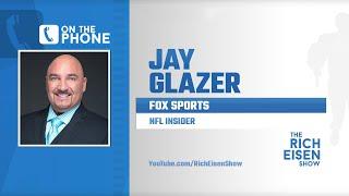 Jay Glazer Talks Brian Allen Covid-19 News, MVP Coronavirus Relief with Rich Eisen | Full Interview