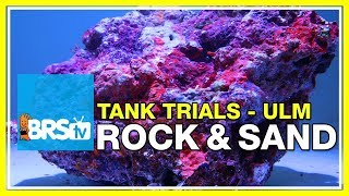 ULM Tank Trials Ep-6: Rock and Sand for Ultra Low Maintenance | BRStv