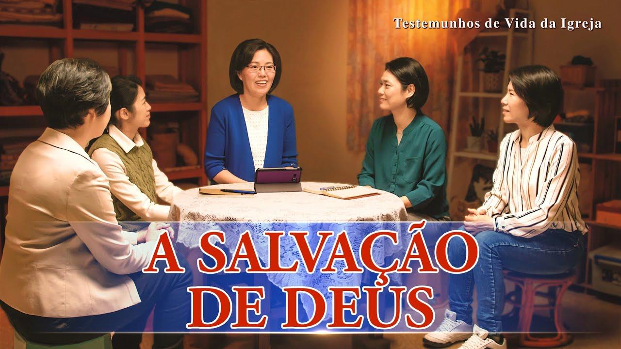"""Testemunho evangélico 2020 """"A salvação de Deus"""" A história real dos cristão"""