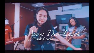 Gambar cover Ayam Den Lapeh - Funk Cover -SCIFunk Band Feat. Yuka Kharisma