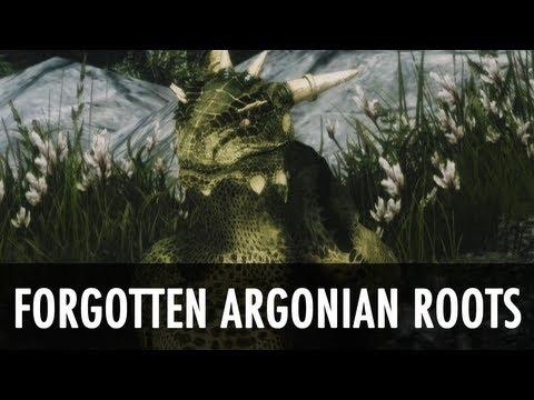 Olvidado argonianskie raíces