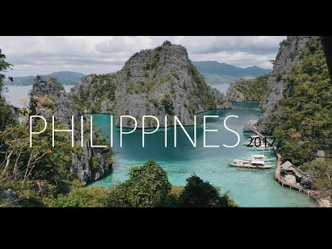 Traveling the Philippines in 4k | 2017