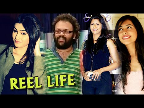 TV Stars in Real & Reel Life - Must Watch - Marathi Entertainment