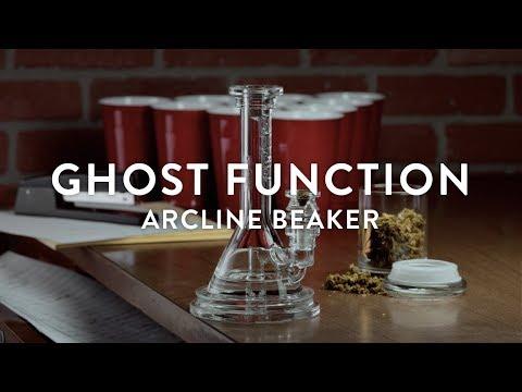 Water Pipe Ghost Function: GRAV® Arcline Beaker
