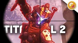 DIY ONE-SHOT SNIPER!  - Titanfall 2 Multiplayer Gameplay