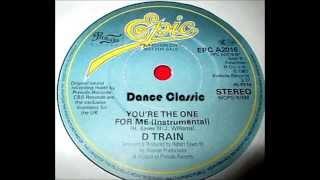 """D""Train - You"