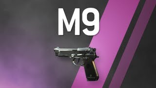 M9 - Modern Warfare 2 Multiplayer Weapon Guide