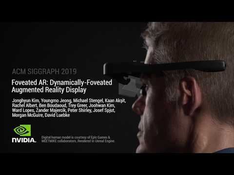 News: Nvidia Uncovers Breakthroughs with Dynamic Focus & Prescription Lenses for Augmented Reality Displays