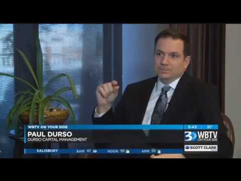 Paul Durso on WBTV: Child Credits & the Jobs and Tax Act of