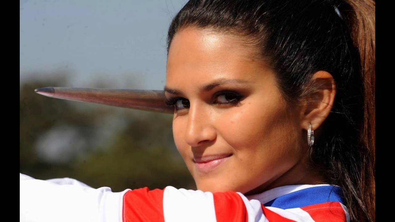Top Most Beautiful Female Athletes In The World  Rio -6435
