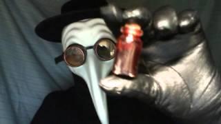 Что в сумке Чумного Доктора?٩(͡๏̯͡๏)۶