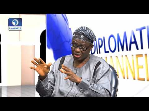 Diplomatic Channel: A Look At Nigeria's Foreign Policies -- 21/09/15