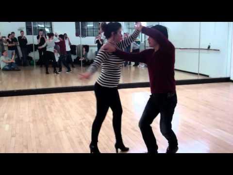 London Salsa Dance Classes Video Tutorial - Salsa Adult Dance Classes London