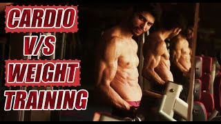 Weight Training or Cardio ? Which is Better for Fat Loss ?