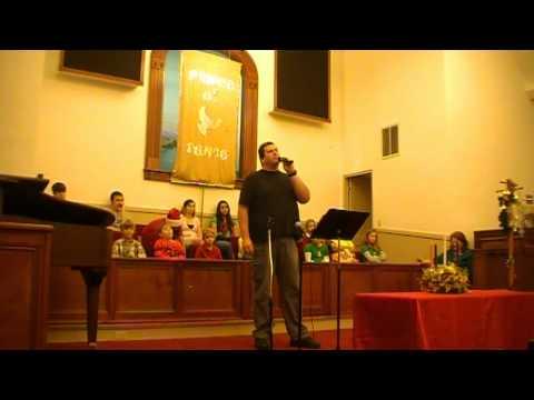 Christmas - Silent Night - Lloyd Travis and Judy Walker